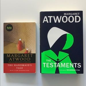 The Handmaid's Tale & The Testaments Sequel Atwood